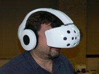 Sony показала шолом віртуальної реальності